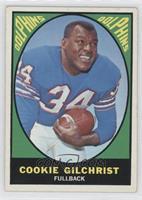 Cookie Gilchrist [GoodtoVG‑EX]