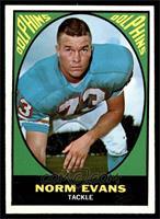 Norm Evans [EXMT]