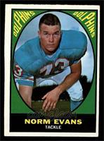 Norm Evans [EX]