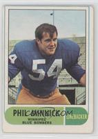Phil Minnick [Good to VG‑EX]