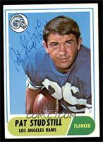Pat Studstill [Altered]