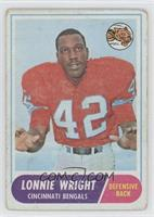 Lonnie Wright [Good to VG‑EX]