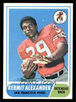 Kermit Alexander [NM MT]