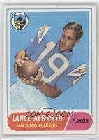 Lance Alworth