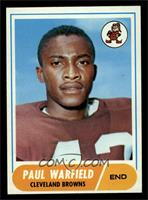 Paul Warfield [NM]