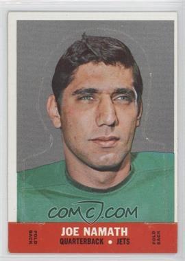 1968 Topps Stand-Ups #JONA - Joe Namath