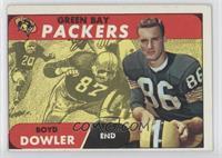 Boyd Dowler [GoodtoVG‑EX]