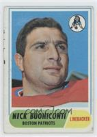 Nick Buoniconti [Good to VG‑EX]