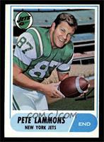 Pete Lammons [EX]