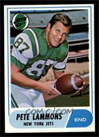 Pete Lammons [EX MT]