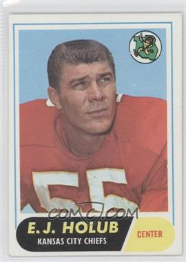 1968 Topps #145 - E.J. Holub