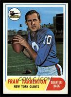 Fran Tarkenton [EXMT]