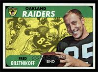 Fred Biletnikoff [NM MT]