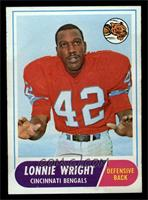 Lonnie Wright [GOOD]