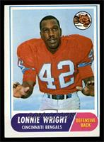 Lonnie Wright [EX]