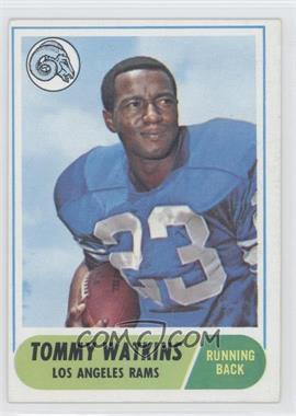 1968 Topps #182 - Tom Watkins [GoodtoVG‑EX]