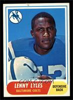 Lenny Lyles [EXMT]