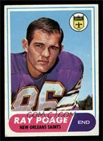 Ray Poage [VGEX]