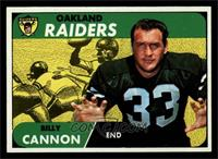 Billy Cannon [NMMT]