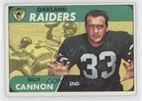 Billy Cannon [GoodtoVG‑EX]