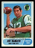 Joe Namath [EX]