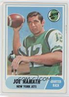 Joe Namath [Good to VG‑EX]