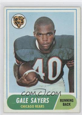 1968 Topps #75 - Gale Sayers