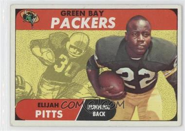 1968 Topps #79 - Elijah Pitts [Good to VG‑EX]