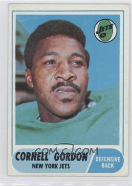 1968 Topps #91 - Cornell Gordon [Good to VG‑EX]