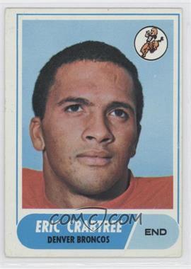 1968 Topps #95 - Eric Crabtree [GoodtoVG‑EX]
