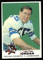 Lee Roy Jordan [NM]