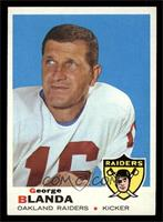 George Blanda [NM MT]