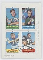 Bob Griese, Jim LeMoine, Walt Sweeney, Dave Grayson [PoortoFair]