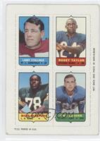 Larry Stallings, Rosey Taylor, Bob Brown, Jim Gibbons [GoodtoVG&#82…