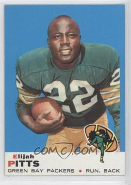 1969 Topps #102 - Elijah Pitts
