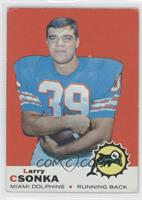 Larry Csonka [Good to VG‑EX]