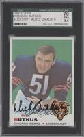 Dick Butkus [SGC AUTHENTIC]