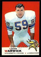 Lonnie Warwick [EX]