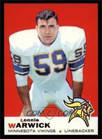 Lonnie Warwick [NM]