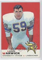 Lonnie Warwick