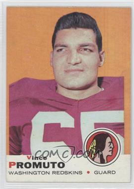 1969 Topps #92 - Vince Promuto