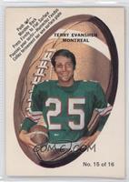Terry Evanshen