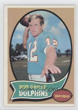 1970 Topps - [Base] #10 - Bob Griese