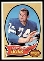 Larry Hand [EXMT]