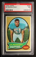 Ed Weisacosky [PSA 7]