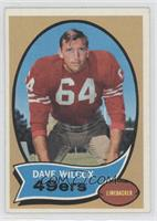 Dave Wilcox