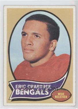 1970 Topps - [Base] #58 - Eric Crabtree