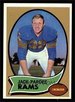 Jack Pardee [NM]