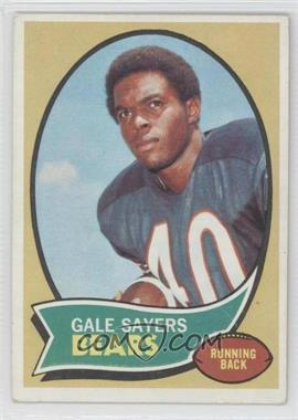 1970 Topps - [Base] #70 - Gale Sayers