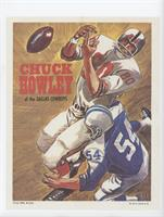 Chuck Howley [Good to VG‑EX]